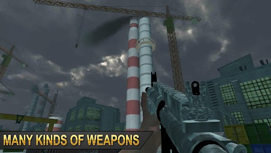 Second Warfare 3 v1.07 (Mod Ammo/No Damage)