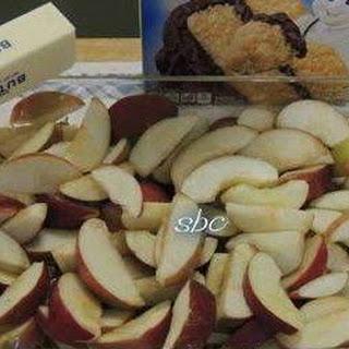 Autumn Apple Cake!