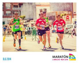 Photo: © MaratónLaredo - Todos los derechos reservados. // Cedidas por TriatlónLaredo Fotografía: Álvaro Bolivar Ochoa.
