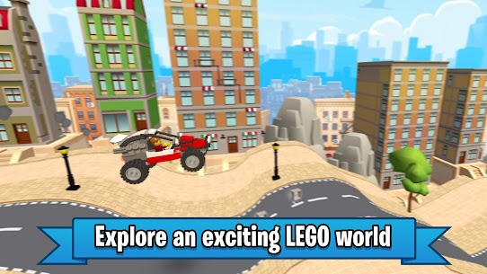LEGO Racing Adventures Mod Apk [Unlimited Blocks] 4