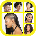 Hairstyle for Africa Women icon