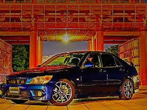アルテッツァ SXE10 RS200のカスタム事例画像 t.kinさんの2019年06月17日03:19の投稿