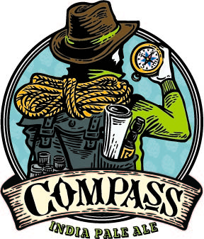 Logo of Bristol Compass IPA