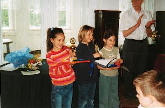 Photo: od lewej: Jacek Roksana, Maruszczak Joanna, Ociepka Dominika