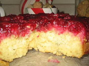 Cranberry Coffeecake