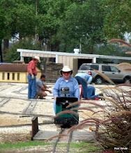 Photo: Bill Howe engineer   HALS 2009-0919