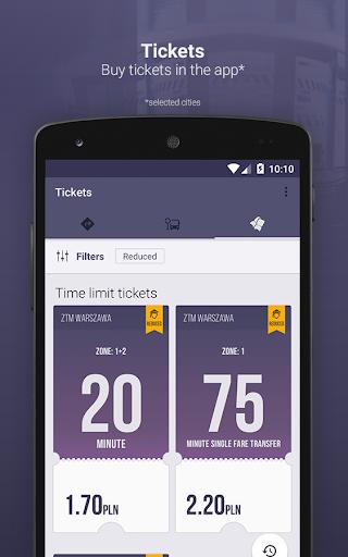 Jakdojade: public transport 4.1.14 screenshots n 2