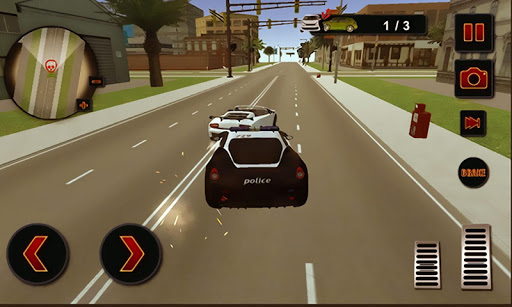 無料赛车游戏AppのLAマフィアパトカーチェイス2016|HotApp4Game