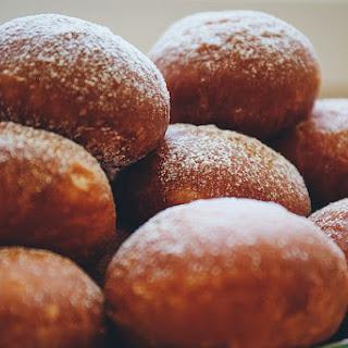 Polish PąCzki (Doughnuts) Recipe