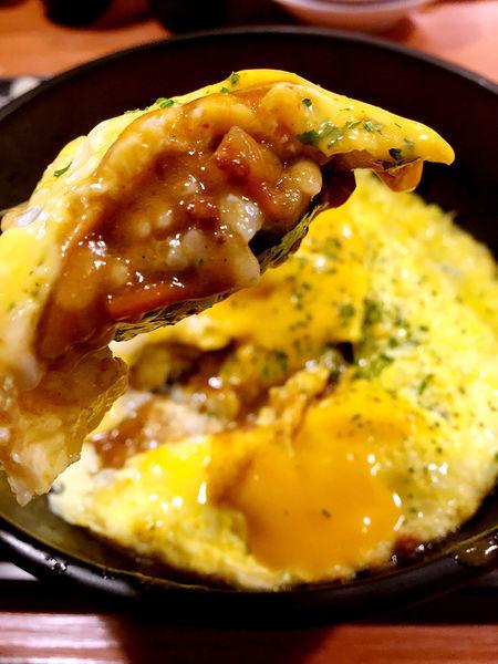 小南亭和風洋食,豬排蛋包咖哩飯、各式燒烤小點都好吃!