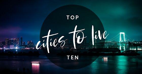 Top Ten Cities - Facebook Event Cover Template