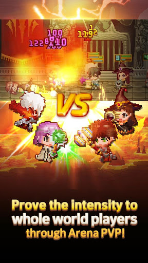 Weapon Heroes : Infinity Forge(Idle RPG) 0.9.041 screenshots 5