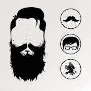 Man Photo Editor : Beard, Mustache, Hair Style icon