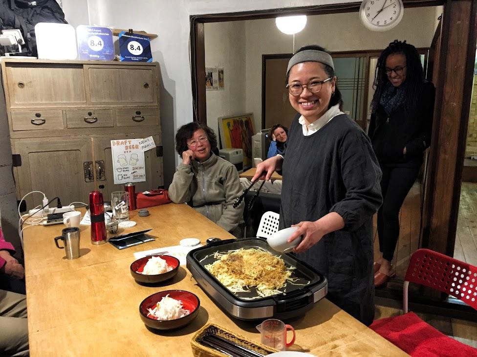 japońskie potrawy, Yakisoba