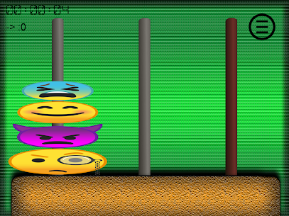 Tower of Hanoi 7