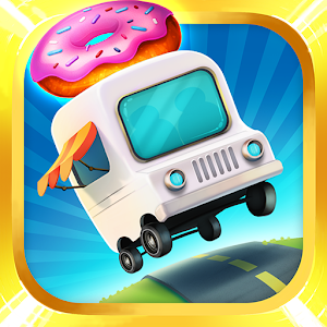 Snack Truck Fever icon do jogo