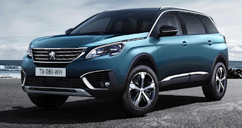 Stunning looking Peugeot 5008