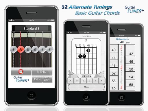 Guitar Tuner Plus