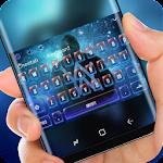 Galaxy Keyboard for Alan Walker Icon
