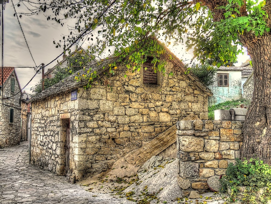 Old house 3 by Cristian Peša - Buildings & Architecture Homes