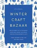 Winter Craft Bazaar - Flyer item