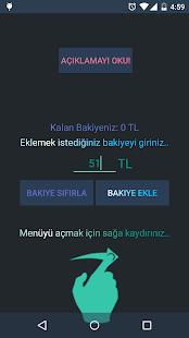 İstanbulKart Bakiyem Widget - náhled