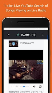 DJ Music Radio screenshot 1