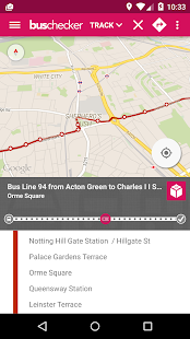 London Bus Checker Live Times Screenshot 3