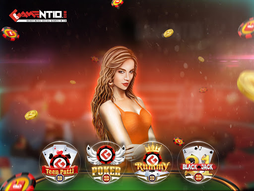 Gamentio 3D: Teen Patti Poker Rummy Slots +More 1.1.43 screenshots 8
