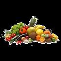 Healthy recipes food icon