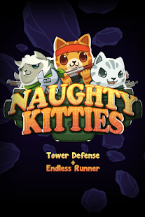 Game Naughty Kitties - Cats Battle APK for Windows Phone