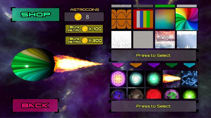 Скриншот AstroBall