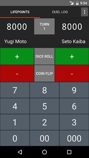 SideDeck LifePoints Calculator