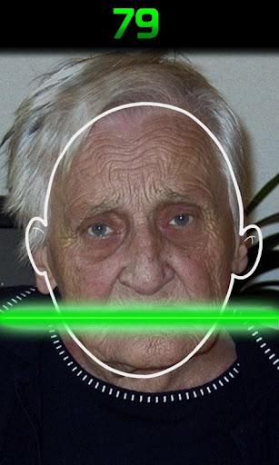 Age Scanner prank Screenshot