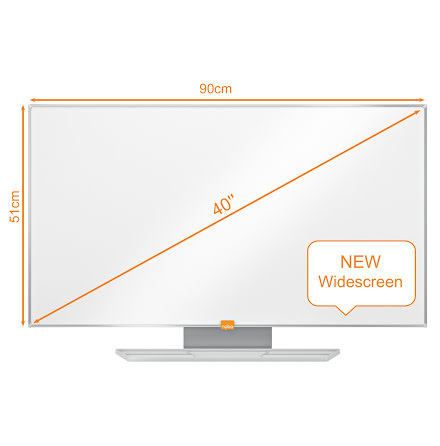 Whiteboard Nobo Widescreen 40""