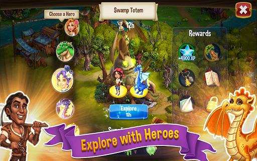 CastleVille Legends screenshot 17