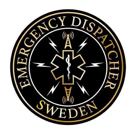 Emergency Dispatcher Dekal 100mm