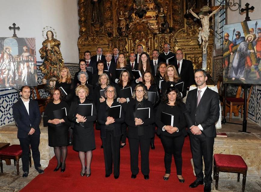 Coro da Misericórdia de Lamego celebra primeiro aniversário