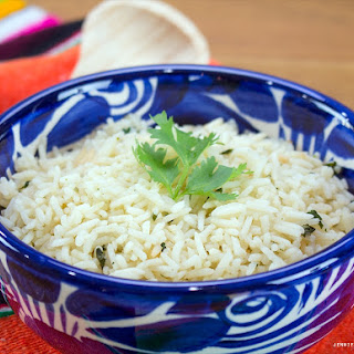 CILANTRO RICE RECIPE FOR HOMEMADE BURRITO BOWLS  1Share 0Share Tweet 3Pin 0Share 0Share