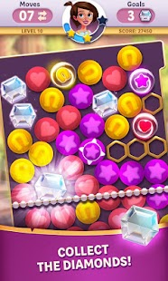 Diamond Diaries Saga Screenshot