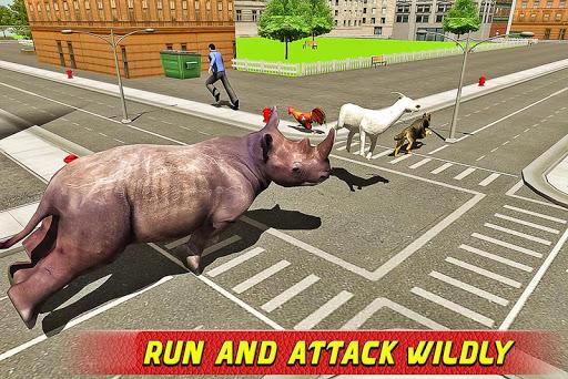 玩免費模擬APP|下載怒っているサイの復讐の3D:都市 app不用錢|硬是要APP