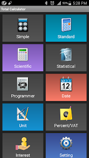 Total Calculator-Paid Screenshot