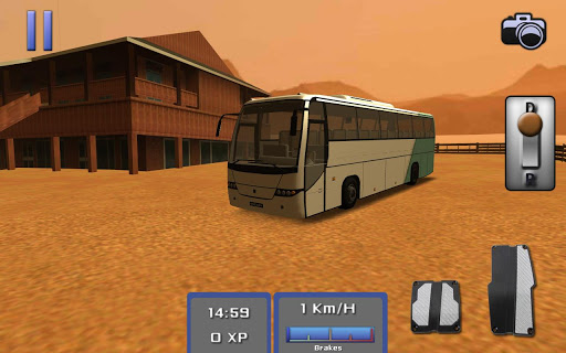 Bus Simulator 3D screenshot 7