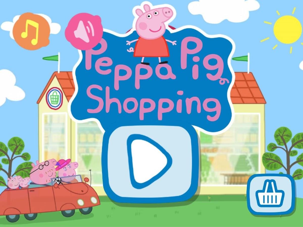 Peppa no Supermercado - screenshot