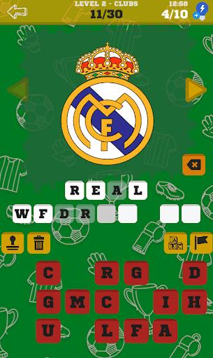 Quiz Football Logo 2020 Clubs and National Teams ⚽ 1.0.12 screenshots 1