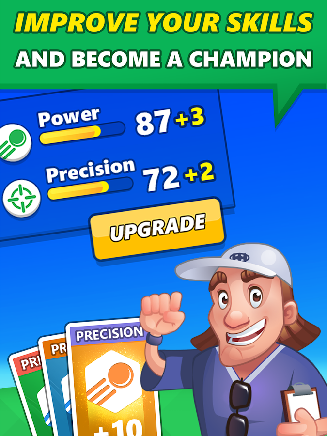 Microgolf Masters- screenshot