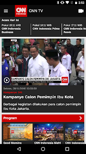 CNN Indonesia- screenshot thumbnail