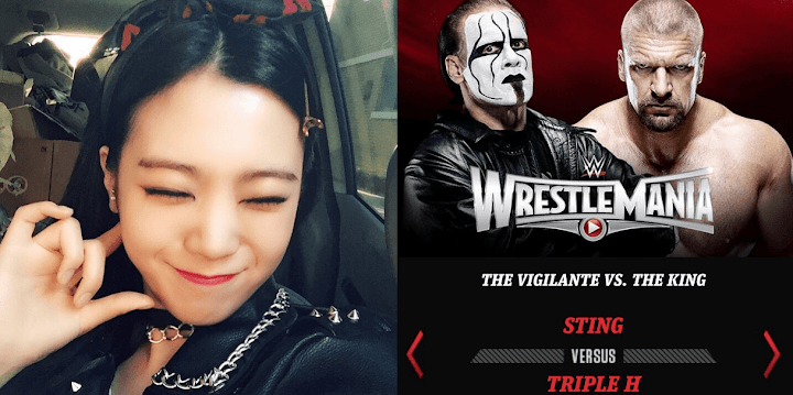 After School's Lizzy shares her passion for WWE