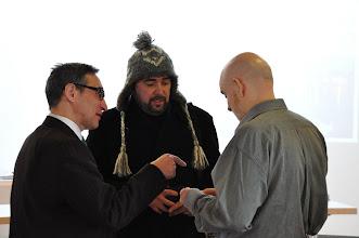 Photo: Alexander Anisimov, Alexander Gerchik, Paul Holmes