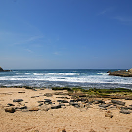 Klayar Beach by Mulawardi Sutanto - Landscapes Beaches ( east java, mantap, pantai, kerenn, beach, travel, klayar, pacitan )